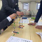 鉄塔ゲーム プロジェクトマネジメント
