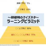 ラーニングピラミッドとは